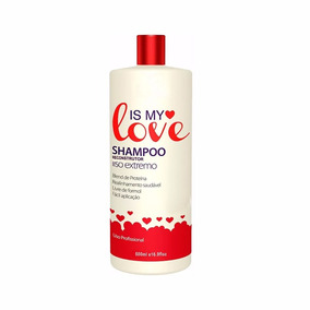 Is My Love Shampoo Alisante 500 Ml - Vendedor Autorizado