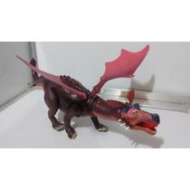 Dragón (dinosaurio) De Juguete Que Camina Con Luz Y Sonido