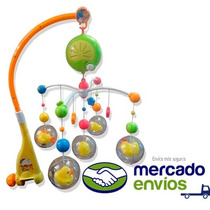 Movil Musical,cunero Melodias. Cunas-practicunas Infantoys