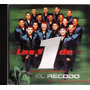 Las # 1 De El Recodo De Cruz Lizárraga, Banda Sinaloense 1cd