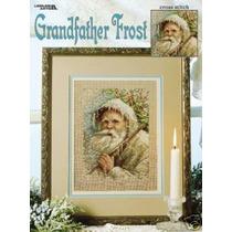 Libro Para Bordar En Punto De Cruz Grandfather Frost