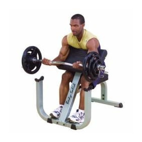 Gimnasio Paquete Banco Scott Predicador Barra Z Biceps Css