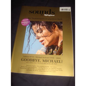 Michael Jackson Sounds By Rollling Stone Dutch 2009