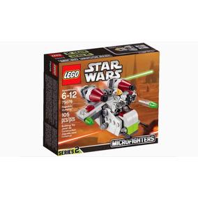 Lego 75076 Star Wars Republic Gunship Jugueteria Bunny Toys