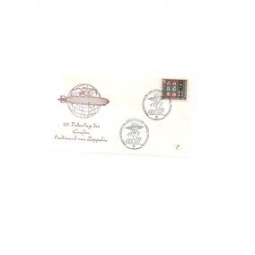 Graf Zeppelin - Envelope Comemorativo