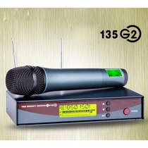 Sennheiser Ew135 G2 Microfone S/fio Profissional S/ Juros