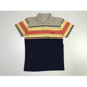 Camisa Polo Infantil Em Promoção Conforme Foto