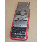 Parte Carcaça Slider Mola Nokia 5610d-1 Rm-242 Original #39