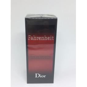 Perfume Fahrenheit 100 Ml Lacrado 100% Original