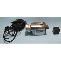 Videocamara Panasonic Semiprofesional Mini Dv 3ccd