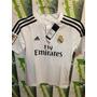 Jersey Adidas Real Madrid 100% Original 2014 Oferta De Niño