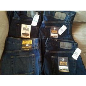 Blue Jeans Nautica 100% Originales 34x32 Y 36x32