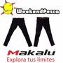 Calza Larga Dama Makalu Running Ciclismo - Weekendpesca