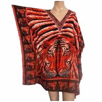 Bata Indiana Kaftan Desing African Styles Lindas Estampas