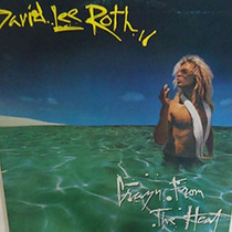 David Lee Roth 1985 Crazy From The Heat Lp Single