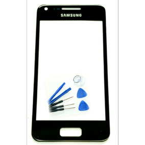 Gorilla Glass Samsung Galaxy Advance I9070 Negro +kit
