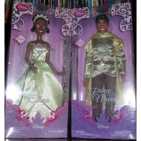 La Princesa Y El Sapo - Tianna Y Naveen $600 Cada Uno