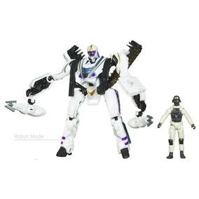 Transformers Human Alliance Icepick Sergeant Chaos Dotm