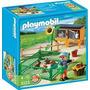 Playmobil 5123 Granja Conejos Con Corral Entregas Metepec