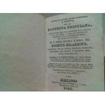 Explicacion Doctrina Cristiana Año 1841