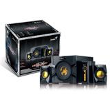 Caixa De Som Gx Gaming Genius 31731016103 Sw-g2.1 3000 2.1ch