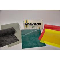 Banda Elástica Rehabilitación, Fortalecimiento 1.80mts X15cm