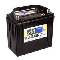 Bateria Moura 12v 50ah New Civic,accord,crv-frete Gratis Sp*
