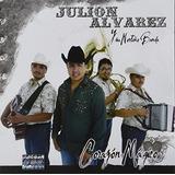 Cd Julion Alvarez Y Su Norteño Banda Corazon Magico