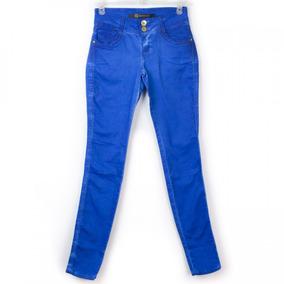 Calça Jeans Feminina Ana Hickmann Skinny Low Ah1008