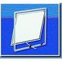 Vitro Maxim Ar Alumínio Branco Linha 16 60 X 60 1 Pçs