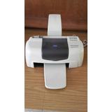 Impresora Epson Styus Color 580