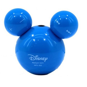 Mickey Mouse Mp3 Player E Pen Drive 2 Gb - Azul