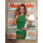 Revista Moda Moldes Eliana Ano 2013 Nº40