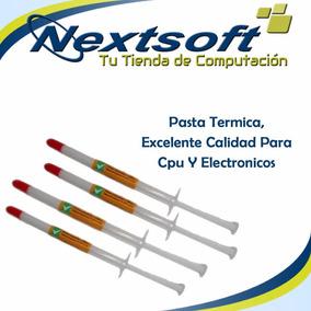 Pasta Termica Para Cpu Y Electronicos Nextsoft