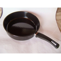 Leiteira C/tampa+frigideira Aço Porcelanato 2 Peças Promoção