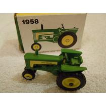 Tractor John Deere Erlt Replica 1958 Autito De Coleccion