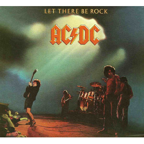 Cd Ac/dc - Let There Be Rock / Digipack (933195)