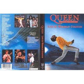 Dvd Queen - Live In Concert - Wembley Stadium(frete Grátis)