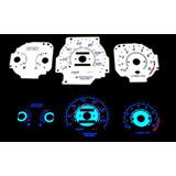 Civic 96 00 Caratulas Luminosas Glow Tuning Gauges