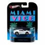 Auto Hot Wheels Ferrari F512 M Miami Vice Series Retro Nuevo