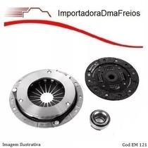 Kit Embreagem S10 4.3 V6 96/01 Com Atuador