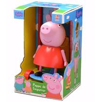 Carrinho De Empurrar Peppa Pig 2227 - Líder Brinquedos