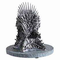 Réplica Trono De Ferro 7 Game Of Thrones Iron Throne +brinde