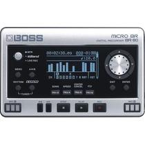 Gravador Digital Micro Br Boss Br 80