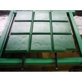 Forma Para Fabrica Placas De Gesso 60x60