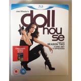 Dollhouse Segunda Temporada Blu Ray (lacrado) 3 Discos!!!