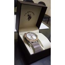 Moderno Reloj Us Polo Assn Dama 100% Original