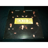 Exile - Mixed Emotions Lp Vinil 1978 Disco Earth Wind Fire