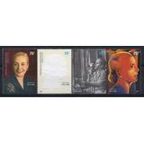 Argentina 2002 Gj 3220/23** Mint Eva Perón Personalidades