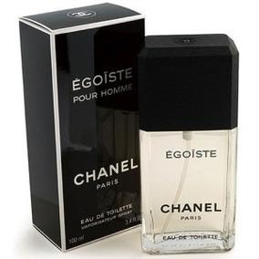 Perfume Egoiste Pour Homme Chanel Masculino Edt 100ml